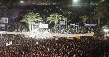 מחאת האוהלים
