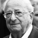 הנשיא לשעבר יצחק נבון