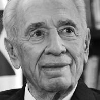 הנשיא לשעבר שמעון פרס