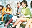 Tehran university students in 1971_