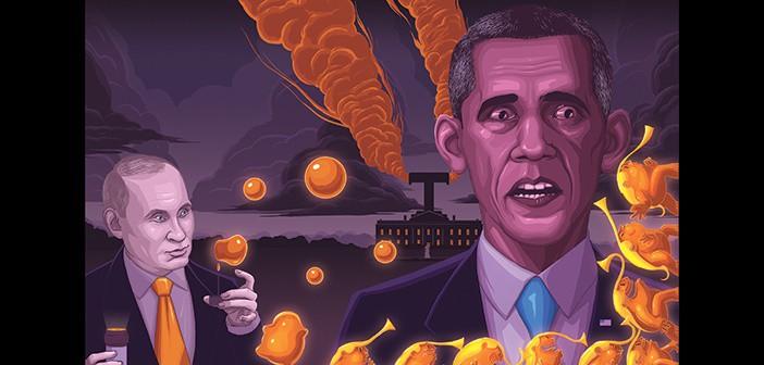 אובמה, סוף: חלומותיו וסיוטיו של הנשיא היוצא