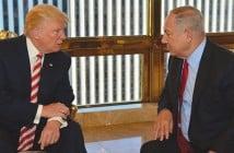 """ראש הממשלה בנימין נתניהו נפגש הבוקר בניו יורק עם מועמד המפלגה הרפובליקנית לנשיאות ארהב דונלד טראמפ. צילום קובי גדעון, לע''מ. 25.9.16 -02  בנימין נתניהו בארה""""ב  המפלגה הרפובליקאית"""