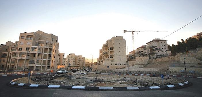 בנייה בהר חומה ירושלים