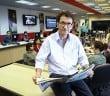 בועז ביסמוט עורך ראשי עיתון ישראל היום צילום: עמי שומן28/06/2017