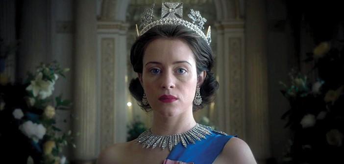 קלייר פוי בתפקיד אליזבת, 'הכתר', נטפליקס